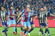 Trabzonspor Fenerbahçe 2-1 | Maç Sonucu
