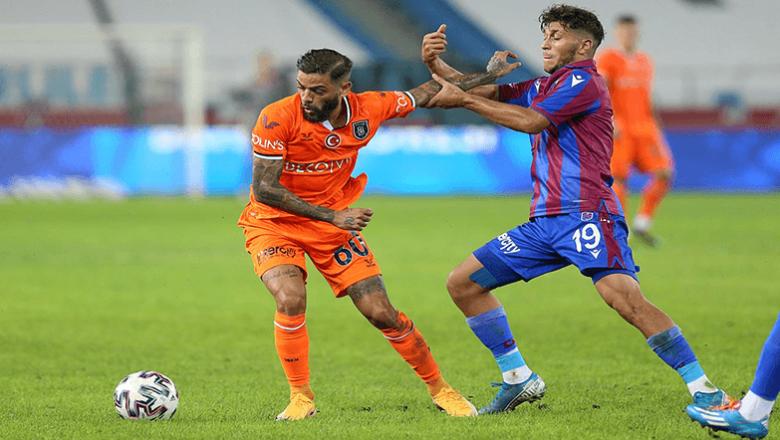 Trabzonspor Başakşehir 0-2 | Maç Sonucu