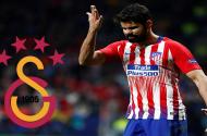 Galatasaray'da Diego Costa Sürprizi