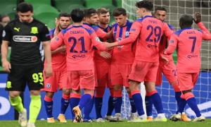 Krasnodar Chelsea 0-4 | Maç Sonucu